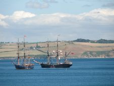 Free Tall Ships Stock Images - 1106274