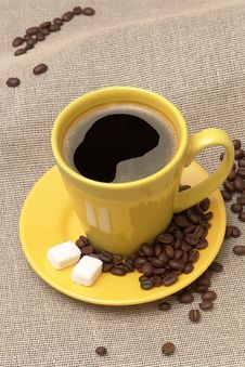 Free Coffee Cup6.jpg Royalty Free Stock Photography - 1106637