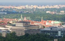Free Warsaw Stock Photography - 1108562