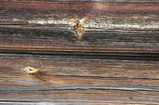 Free Old Pine Planks Royalty Free Stock Photography - 1109807