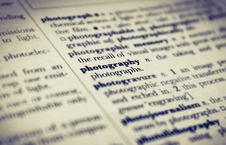 Free Selective Photo Of Photography Royalty Free Stock Photography - 110174467