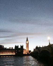 Free Big Ben, London Stock Image - 110418061