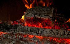 Free Heat, Campfire, Geological Phenomenon, Fire Stock Image - 110462031
