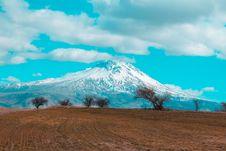 Free Landscape Photo Of Volcano Royalty Free Stock Photos - 110501098