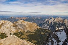 Free Mountainous Landforms, Ridge, Mountain, Mountain Range Royalty Free Stock Photography - 110549687