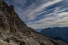 Free Sky, Mountainous Landforms, Mountain, Cloud Royalty Free Stock Photo - 110550025