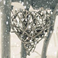 Free Jewellery, Metal, Winter, Twig Stock Photography - 110550572