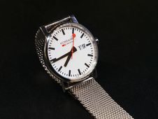 Free Watch, Watch Accessory, Strap, Watch Strap Stock Photography - 110551032