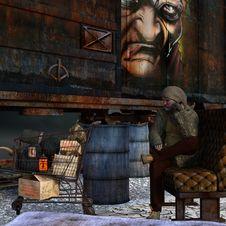 Free Pc Game, Screenshot Royalty Free Stock Photos - 110551058