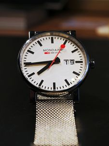 Free Watch, Watch Accessory, Watch Strap, Strap Stock Photography - 110551302