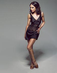 Free Fashion Model, Model, Shoulder, Dress Royalty Free Stock Photos - 110551888