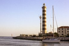 Free Lighthouse, Tower, Waterway, Sky Royalty Free Stock Image - 110614806
