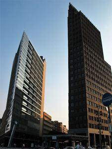 Free Building, Skyscraper, Metropolitan Area, Tower Block Royalty Free Stock Photo - 110615085