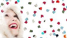 Free Nose, Lip, Cheek, Smile Royalty Free Stock Images - 110615089