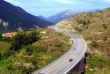 Free Road, Mountain Pass, Mountainous Landforms, Mountain Stock Photography - 110615092