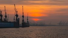 Free Sunset, Sunrise, Horizon, Calm Royalty Free Stock Photo - 110615255