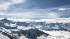 Free Aerial Photography Of Mountains Royalty Free Stock Images - 110655069