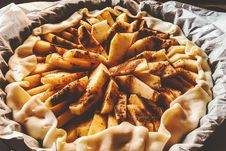 Free Uncooked Pastry Stock Images - 110655124