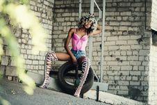 Free Fashion Phootgraphy Royalty Free Stock Photo - 110655255