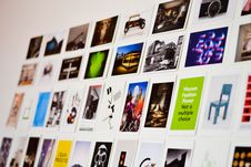 Free Close-up Photography Of Photographs On The Wall Royalty Free Stock Images - 110796329