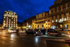 Free Photography Of City During Night Time Stock Photo - 110796460