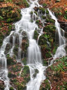 Free Little Waterfall Stock Photos - 11083263