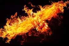 Free Flame, Fire, Darkness, Heat Royalty Free Stock Images - 110936609