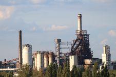 Free Industry, Sky, Factory, Metropolis Royalty Free Stock Photos - 110938408