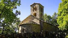 Free Medieval Architecture, Church, Tree, Sky Stock Images - 110950004