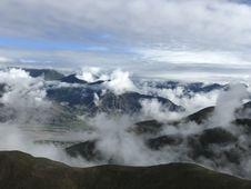 Free Cloud, Sky, Mountainous Landforms, Mountain Royalty Free Stock Image - 110950536