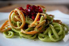 Free Dish, Spaghetti, Cuisine, Bucatini Stock Photos - 110951403