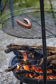 Free Grilling, Barbecue, Outdoor Grill, Barbecue Grill Stock Photos - 110951623