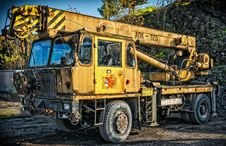 Free Vehicle, Construction Equipment, Transport, Mode Of Transport Stock Photos - 110952183