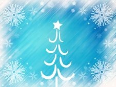 Free Winter Background Royalty Free Stock Image - 1110236