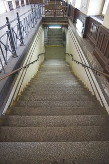 Free Stairs Royalty Free Stock Images - 1111639