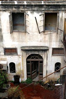 Free Damaged House Stock Photo - 1112090