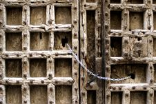 Free Closed Door Stock Photo - 1112120
