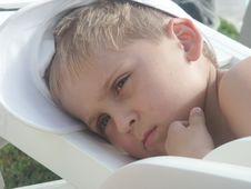 Free Little Boy Royalty Free Stock Photos - 1112458