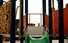 Free Children Slide Stock Photography - 1112522