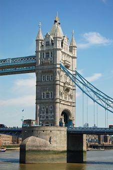 Free My Tower Bridge Royalty Free Stock Image - 1114436
