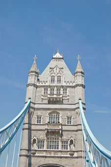Free My Tower Bridge Royalty Free Stock Photos - 1114438