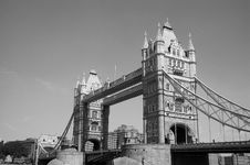 Free My Tower Bridge Stock Image - 1114451