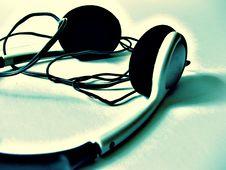 Free Headphones7 Stock Image - 1114611