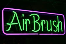Free Airbrush Stock Images - 1115134