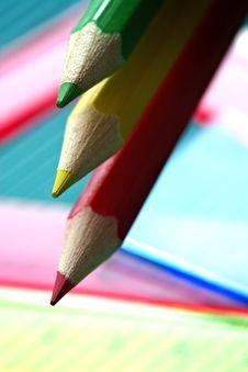 Free Edge Of A Pencils Stock Photos - 1115573