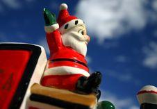 Free Loco Santa 3 Stock Images - 1116044