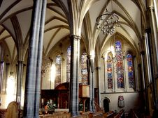 Free Temple Church Royalty Free Stock Image - 1116866