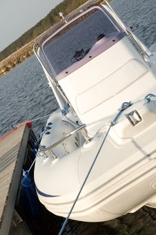 Free Speedboat 12 Royalty Free Stock Photos - 1117028