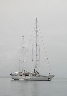 Free Ship At Sea Royalty Free Stock Photos - 1117908