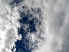 Free Dramatic Cloudscape Royalty Free Stock Photo - 11102085